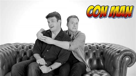 new year cookies nathan fillion con alan tudyk nathan fillion launch crowdfund for