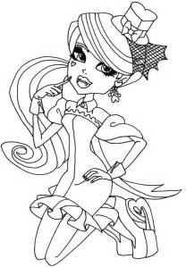 Monster High Coloring Pages Draculaura Coloring Home High Coloring Pages Draculaura