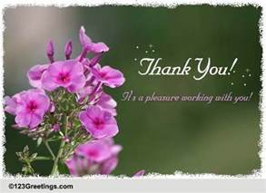 thank you free colleagues co workers ecards greeting cards 123 greetings