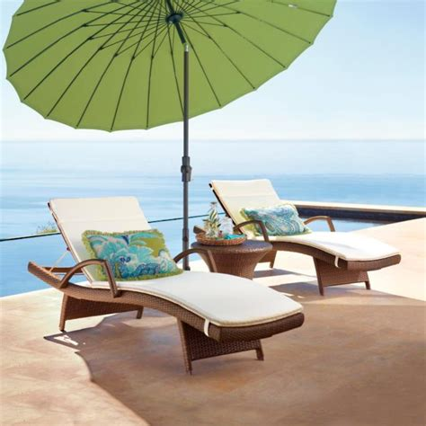 frontgate pool lounge chairs balencia chaise lounges with arms set of two frontgate