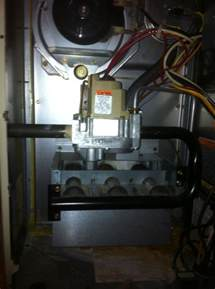 where is the pilot light for my bryant furnace