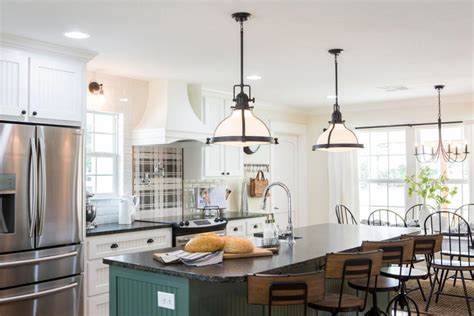 Kitchen   Brown Transitional Open Concept Kitchen With
