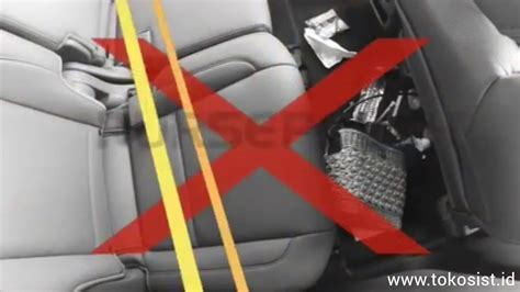 Kantong Kursi Mobil kantong kursi mobil organizer car purse pouch tokosist