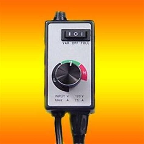 variable resistor dc motor ac or dc electrical motor variable speed tool router speed controller ebay