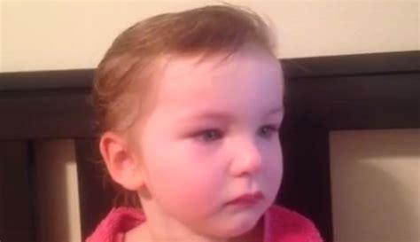 jessica robertson why did she cut her hair precious little girl explains why she cut her own hair