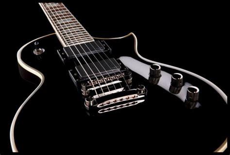 imagenes de guitarras a blanco y negro guitarra electrica esp ltd ec401 les paul negra compra al