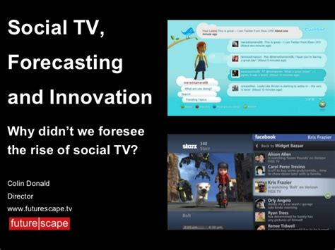open tv innovation beyond and the rise of web television postmillennial pop books social tv forecasting and innovation