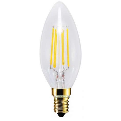 Candle Led Edison L 4 Watt E14 220v Warm White segula led l e14 4w kaars kooldraad ledl
