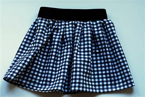 skirt pattern waist ease elastic waist skirt tutorial daughter edition sewing