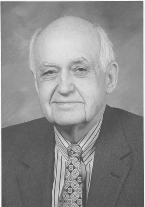 Maurice R. Hilleman, MSU Historic Photo - Montana State