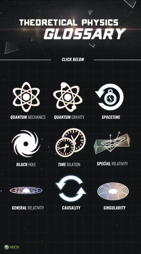 Theoretical Physics theoretical physics glossary