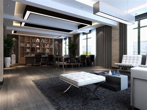 bureau interiors modern ceo office design modern design ceiling office ceo