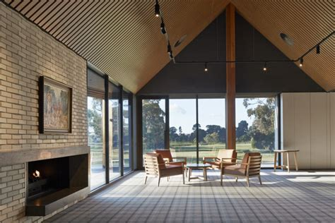 design brief of new clubhouse and cement deck huntingale golf club inarc architects