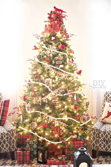 birds berries christmas tree michaels dream tree