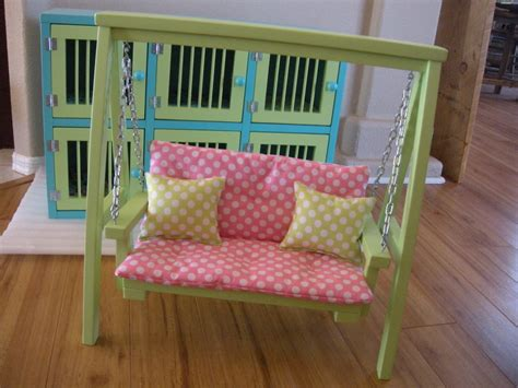 american girl doll swing set unavailable listing on etsy