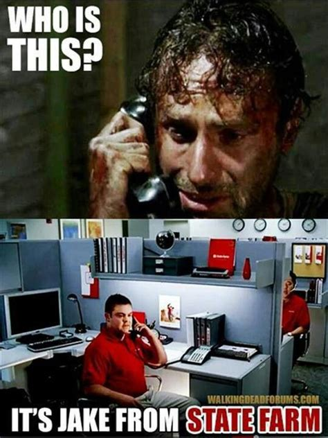 Jake From State Farm Memes - compilation funny twd gifs memes and general media page 23
