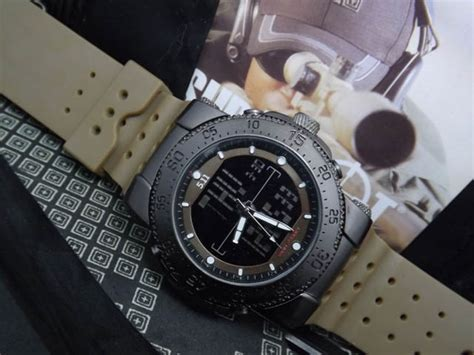 jam tangan 511 tactical hrt titanium coyote jam tangan 511 tactical