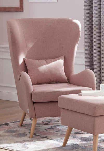 sessel vintage rosa samt sessel rosa