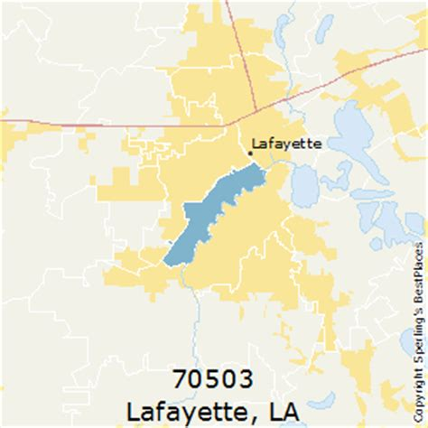 louisiana map by zip code best places to live in lafayette zip 70503 louisiana