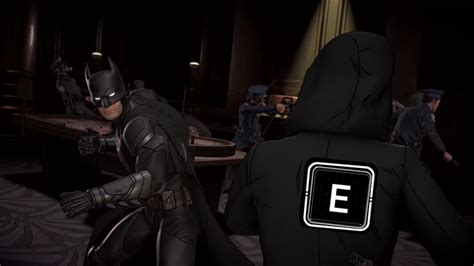 Enemy Within chapter 1 the virago walkthrough batman the enemy