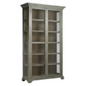 country home style olive green storage cabinet