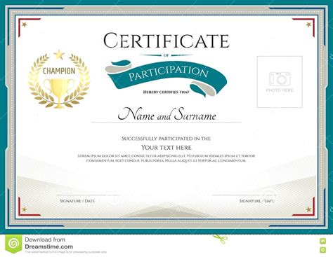 pageant certificate template pageant certificate template gallery free templates ideas