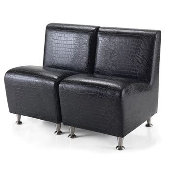 Waiting Area Chairs by Elegance Salon Waiting Area Seats Salon Welcome Area