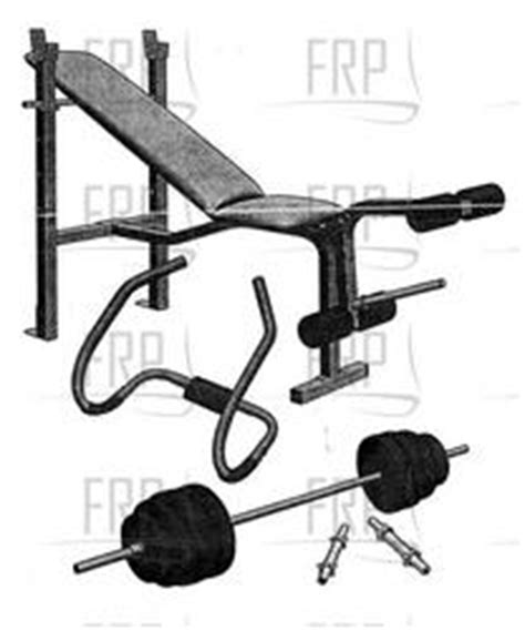 weider weight bench parts weider 133 webe10560 fitness and exercise equipment