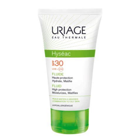 Portone R 30 50 Ml by Uriage Hyseac Fluide Spf30 50ml Easyparapharmacie