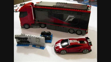 [HD] Building Mega Bloks Need for Speed Custom Rig and