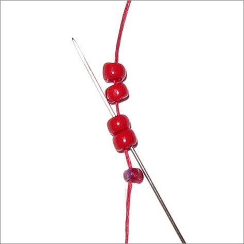 ladder stitch beading tutorial operation tackle that bead stash basic stitch tutorial