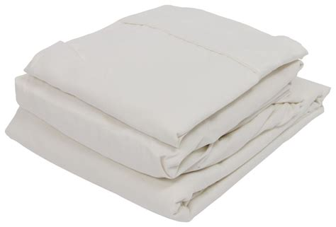 Mattress King Denver by Denver Mattress Rv Sheet Set Microfiber King Ivory