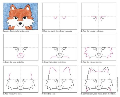 tutorial construct 2 indonesia pdf fox face how to draw and to draw on pinterest
