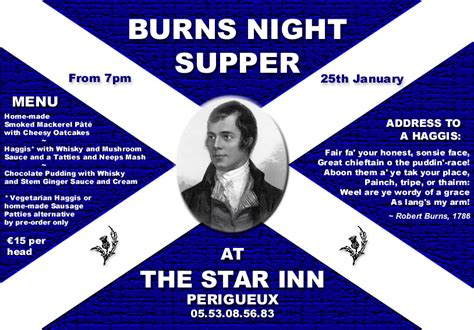 burns night guide the history of the burns supper burns night costumes and celebration in scotland burns