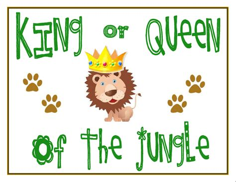 Stiletto Jungle October Reader Contest Winner 2 by The Silver Lining Jungle Theme Freebies