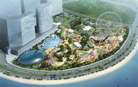 Tech Deck S by Ggrasia Angela Leong S Cotai Theme Park Awaits Govt Nod