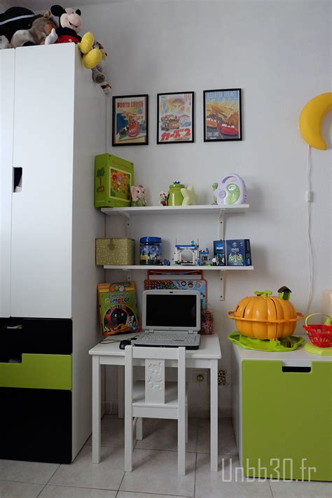 ikea bureau enfant chambre enfant gar 231 on meubles stuva ik 233 a coin bureau unbb3 0