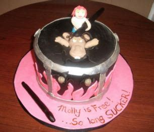 New Trend Alert Divorce Cakes by Divorce Cakes That Are Such A Tasteless Way To