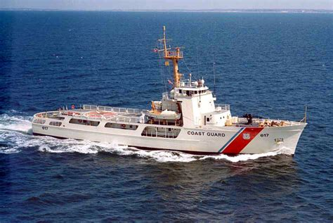boat us east coast alerts the long blue line vigilant 10 coast guard vessels 1
