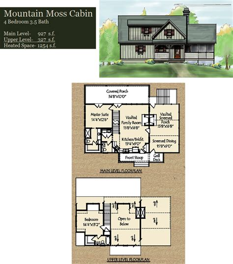 max fulbright house plans ozark cabin plans home design idea