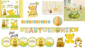 Lion king baby shower party supplies you pick invite balloons decor on