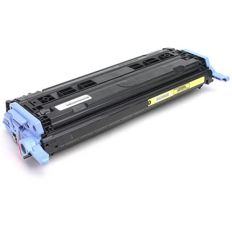 Toner Hp 124 A Yellow Q6002a Original hp 124a yellow toner cartridge q6002a remanufactured