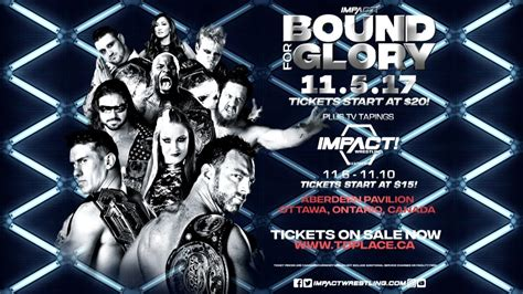 Bound For by Bound For Impact Tickets Available Now Join Us In