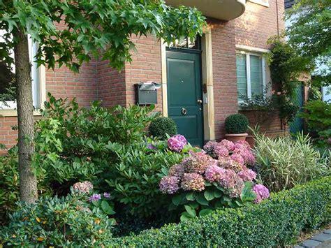 Garten Ostseite Pflanzen by Vorgarten Landhaus Hortensie Landhaus Look