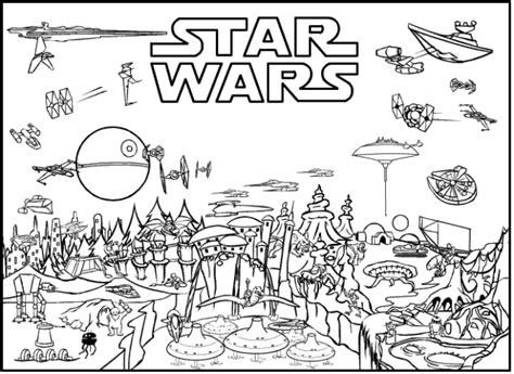 Lego Star Wars Coloring Pages To Print To Motivate To Wars Printable Coloring Pages