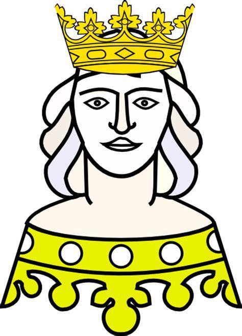 free printable clipart of a queen queen clip art at clker com vector clip art online