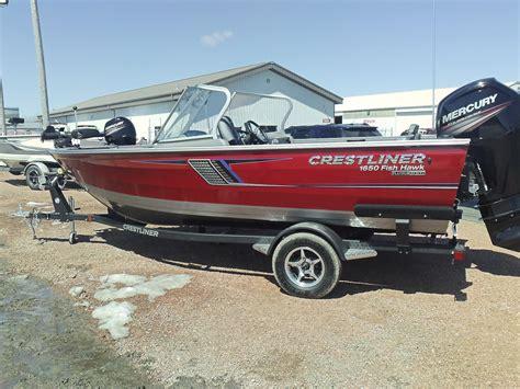 crestliner boats 1650 fish hawk crestliner 1650 fish hawk wt boats for sale boats