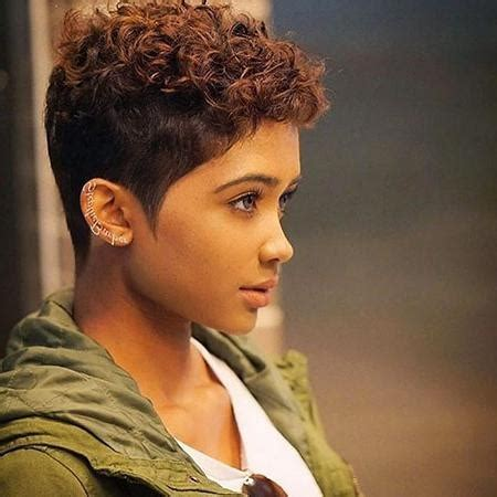 cool short haircuts for black women hairstyle for black 20 ideas of short haircuts black women