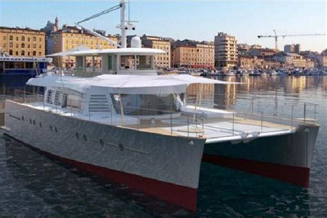 aluminium catamaran yacht alu marine noah luxury yacht charter superyacht news