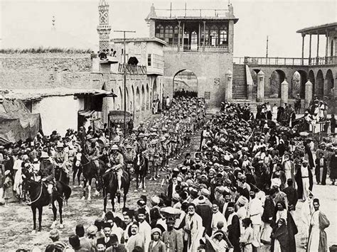 The Ottoman Empire Has Its Roots In The Disintegration Of The Iraqi State Has Its Roots In World War I History Smithsonian